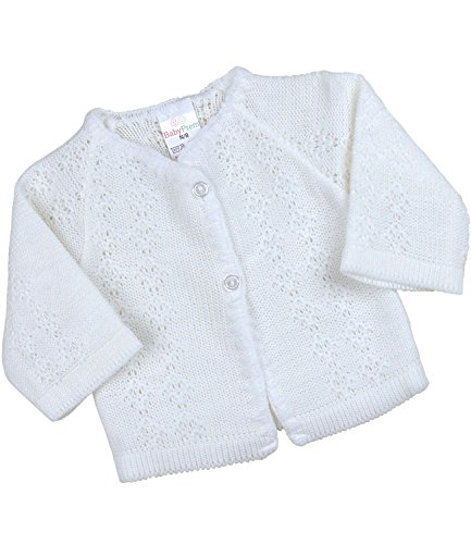 BabyPrem Baby Poncho Hooded Cardigan Coat Knitted 0-23 Months