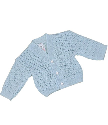 3 Months Babyprem Baby Cardigan Jacket Boy Girl Buttons Soft Knitted Newborn